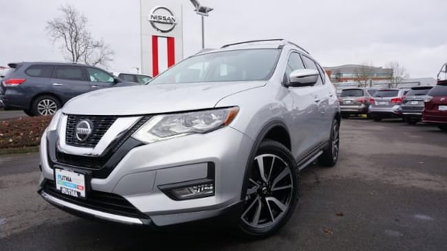 New 2019 Nissan Rogue SL SUV Eugene, OR