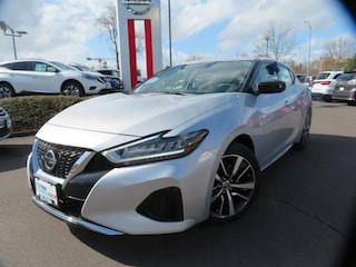 New 2019 Nissan Maxima 3.5 S Sedan Eugene, OR