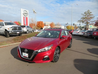 New 2021 Nissan Altima 2.5 Platinum Sedan For Sale in Eugene, OR