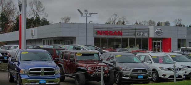 Used Car Dealerships In Salem Oregon >> About Us - Lithia Nissan of Eugene | Serving Salem, Springfield & Corvallis OR