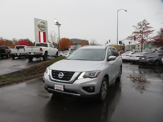 New 2020 Nissan Pathfinder SV SUV Eugene, OR