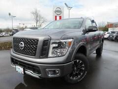 2019 Nissan Titan PRO-4X Truck Crew Cab Eugene, OR