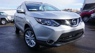 New 2018 Nissan Rogue Sport SV SUV Eugene, OR