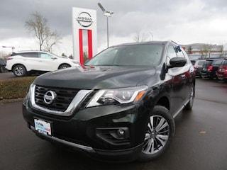 New 2019 Nissan Pathfinder SV SUV Eugene, OR