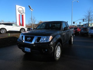 New 2019 Nissan Frontier SV Truck King Cab Eugene, OR