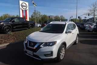Certified Pre-Owned 2018 Nissan Rogue SV SUV Eugene, OR