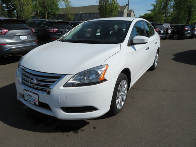 Used 2015 Nissan Sentra SV Sedan Eugene, OR