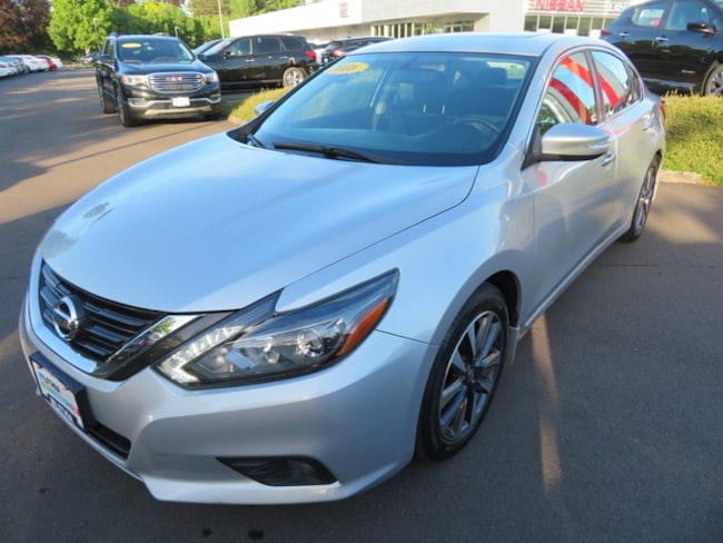 Used 2016 Nissan Altima 2.5 SL Sedan Eugene, OR