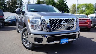New 2018 Nissan Titan SV Truck Crew Cab Eugene, OR