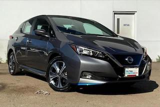 New 2021 Nissan LEAF SV PLUS Hatchback Eugene, OR