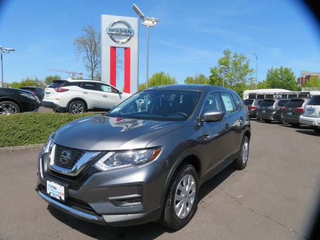 New 2019 Nissan Rogue S SUV Eugene, OR