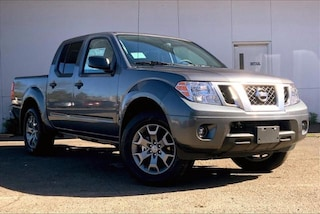 New 2021 Nissan Frontier SV Truck Crew Cab Eugene, OR