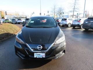 New 2019 Nissan LEAF SV Hatchback Eugene, OR