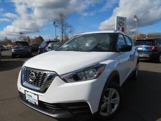 New 2019 Nissan Kicks S SUV Eugene, OR