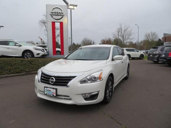 Used 2015 Nissan Altima 2.5 S Sedan Eugene, OR
