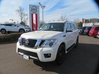 New 2019 Nissan Armada Platinum SUV Eugene, OR