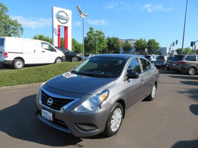Used 2016 Nissan Versa 1.6 S Sedan Eugene, OR