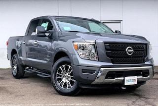 New 2021 Nissan Titan SV Truck Crew Cab Eugene, OR