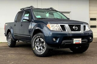 New 2021 Nissan Frontier PRO-4X Truck Crew Cab For sale in Eugene OR