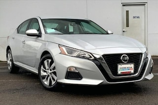 New 2021 Nissan Altima 2.5 S Sedan For Sale in Eugene, OR