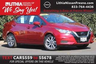 2020 Nissan Versa 1.6 SV Sedan Fresno, CA