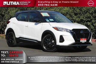 2021 Nissan Kicks SR SUV Fresno, CA