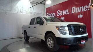 2019 Nissan Titan S Truck Crew Cab Fresno, CA