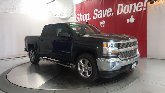 Used 2017 Chevrolet Silverado 1500 LT w/1LT Truck Crew Cab Fresno, CA