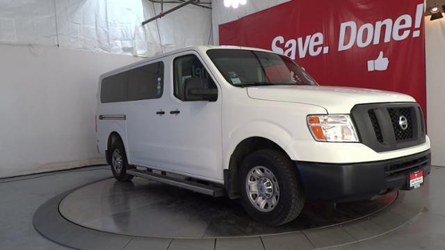 2013 Nissan NV Passenger NV3500 HD S V6 Van