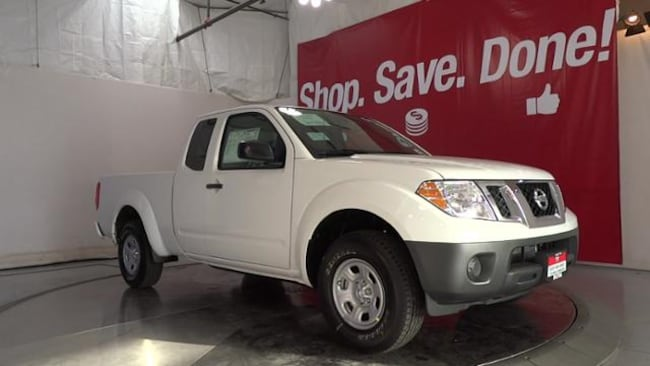 2019 Nissan Frontier S Truck King Cab Fresno, CA