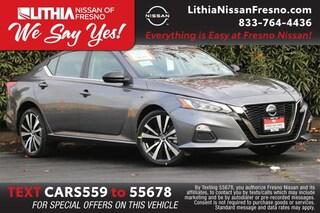 2021 Nissan Altima 2.5 SR Sedan Fresno, CA