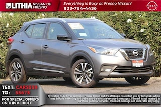 2020 Nissan Kicks SR SUV Fresno, CA