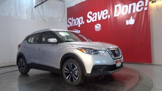 2019 Nissan Kicks SV SUV Fresno, CA