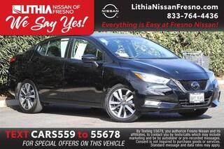 2020 Nissan Versa 1.6 SR Sedan Fresno, CA