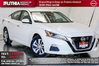2020 Nissan Altima 2.5 S Sedan Fresno, CA