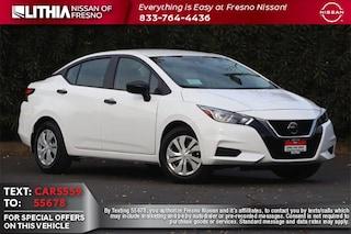 2021 Nissan Versa 1.6 S Sedan Fresno, CA