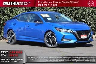 2021 Nissan Sentra SR Sedan Fresno, CA