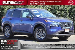 New 2021 Nissan Rogue S SUV in Fresno, CA