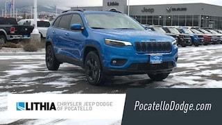 New 2021 Jeep Cherokee ALTITUDE 4X4 Sport Utility Pocatello, ID