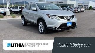 Used 2018 Nissan Rogue Sport SV SUV Pocatello, ID