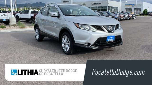 Used 2018 Nissan Rogue Sport SV For Sale in Pocatello ID