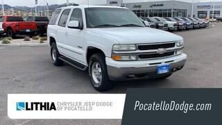 2003 Chevrolet Tahoe SUV Pocatello, ID
