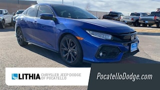 Used 2017 Honda Civic Sport Touring Hatchback Pocatello, ID