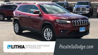 New 2019 Jeep Cherokee LATITUDE 4X4 Sport Utility Pocatello, ID