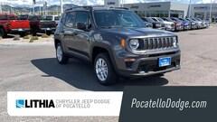2019 Jeep Renegade SPORT 4X4 Sport Utility Pocatello, ID