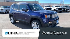 New 2018 Jeep Renegade LATITUDE 4X4 Sport Utility For sale in Pocatello ID
