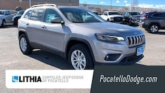 2019 Jeep Cherokee LATITUDE 4X4 Sport Utility Pocatello, ID