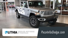 2020 Jeep Gladiator OVERLAND 4X4 Crew Cab Pocatello, ID