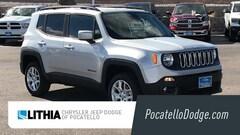 New 2018 Jeep Renegade LATITUDE 4X4 Sport Utility For sale in Pocatello ID
