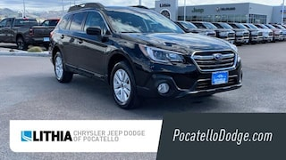 Used 2018 Subaru Outback 2.5i Premium with SUV Pocatello, ID